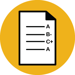 Collections of Academic Transcripts and Temporary Degree Certificates